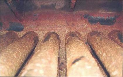 inhibidor de incrustación y corrosión